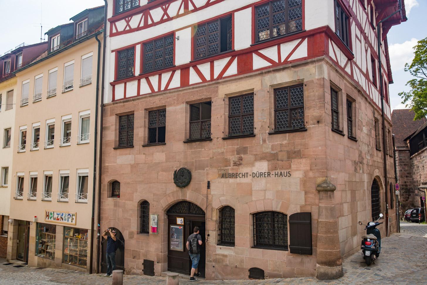 Huis van Albrecht Dürer
